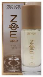 Aqua Zone gold pour femme